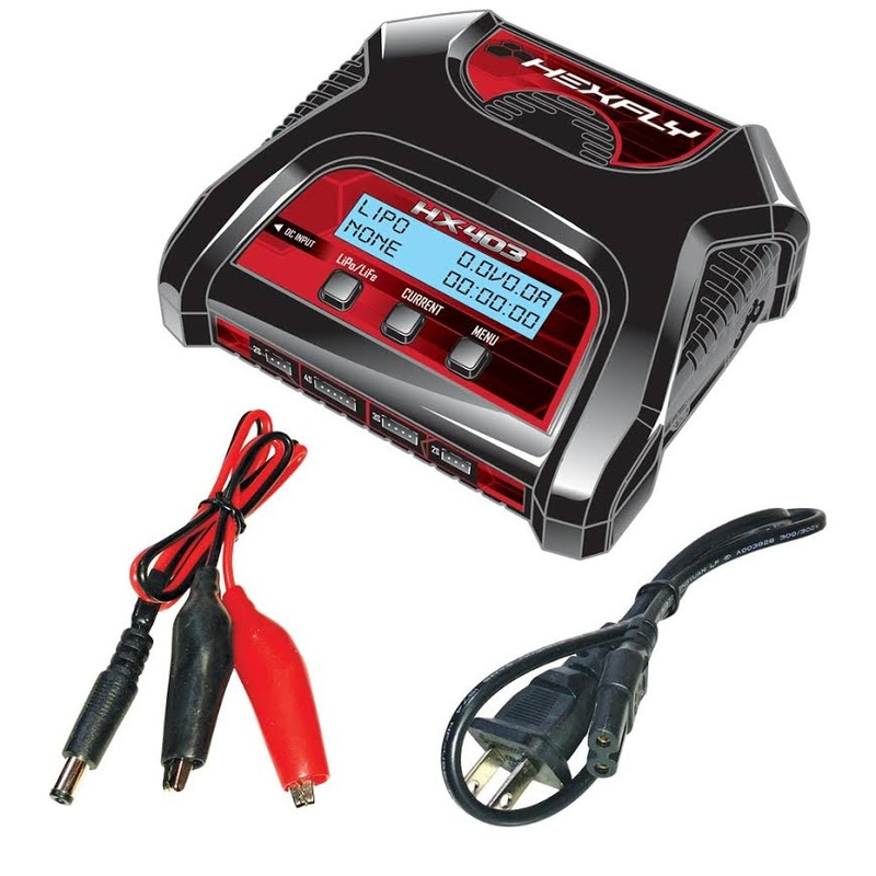 Team Redcat RC Lipo Charger