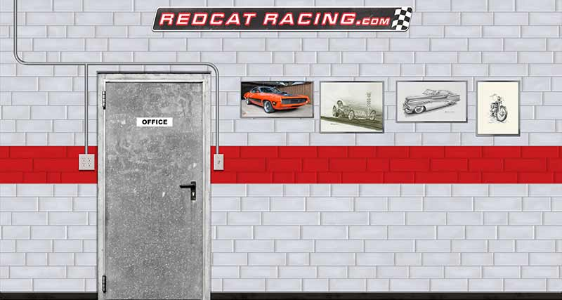 RC Scale Garage Wall Download