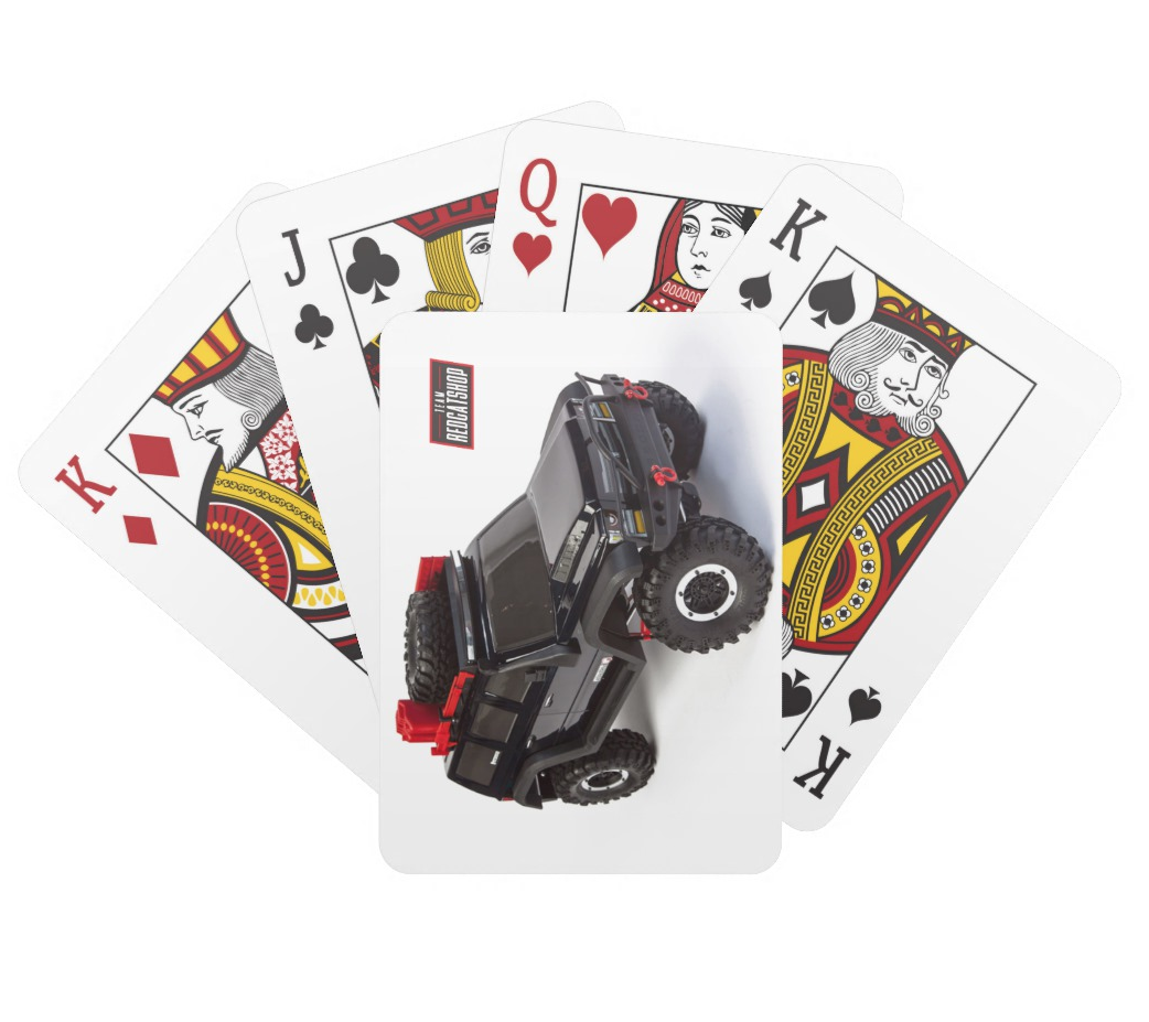Redcat Racing Everest GEN7 Pro Playing Cards