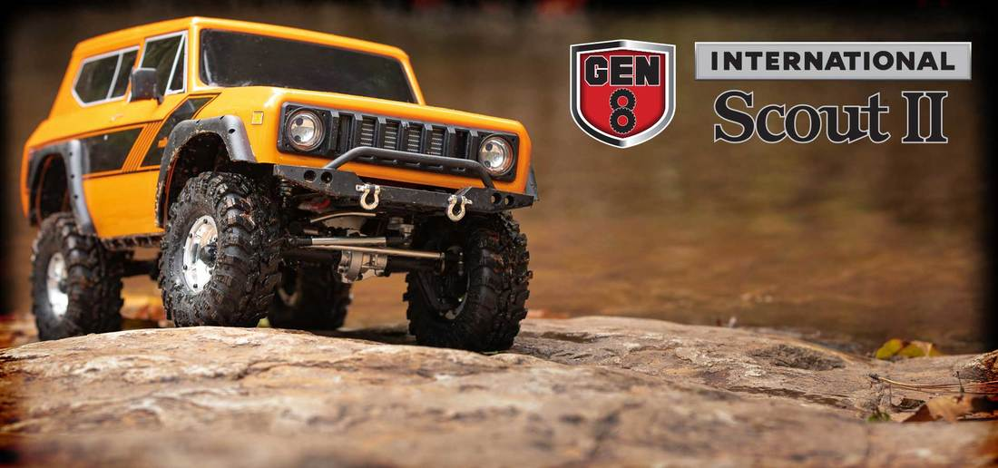 Redcat Racing Everest Gen8 Scout II